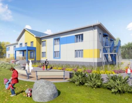 Детский сад на 75 мест в п. Дормидонтовка