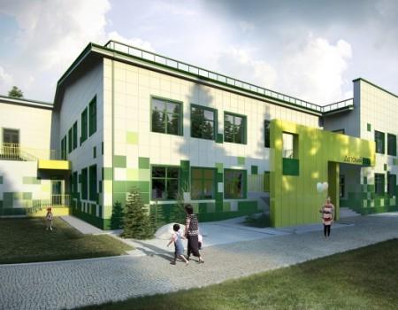 Детский сад на 120 мест в с. Летно-Хвалынское