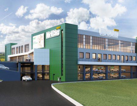 Общественно-спортивный центр World Class в г. Владивостоке
