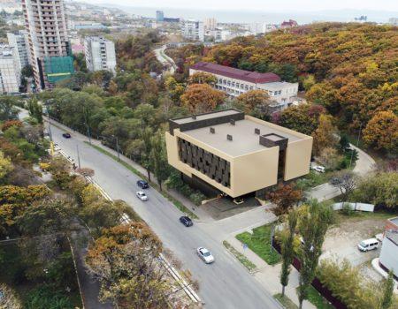 Медицинский центр на ул. Русской в г. Владивостоке